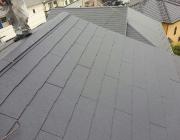 スレート屋根の写真