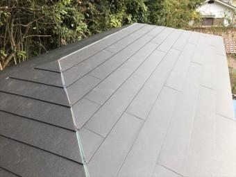 カバー工法 新しい屋根材