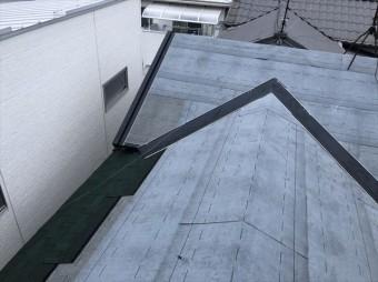 加古川市の葺き替え工事のアスファルトシングル
