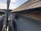 加古川市の既存破風板の撤去