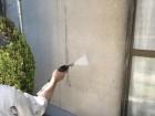 姫路市の外壁塗装の高圧洗浄
