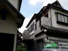 加古川市で破風板交換工事のカーポート屋根一時撤去