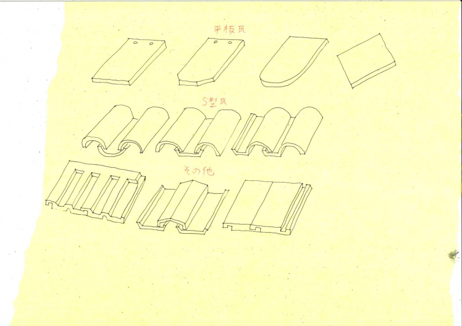 洋瓦のメリットを、種類ごとにそれぞれ確認してみましょう!