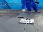 スレート屋根の塗装工事