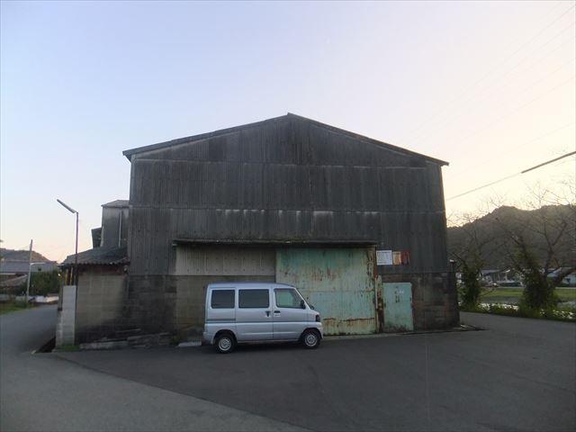 スレート倉庫