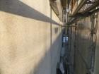 相生市の石調の外壁