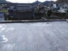 笠木の飛んだ屋根