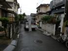 加古川市で足場の施工開始