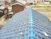 姫路市で瓦葺き替え工事の現地調査