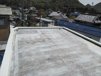 姫路市の新しい笠木板金