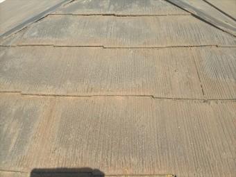 加古川市の傷んだスレート屋根