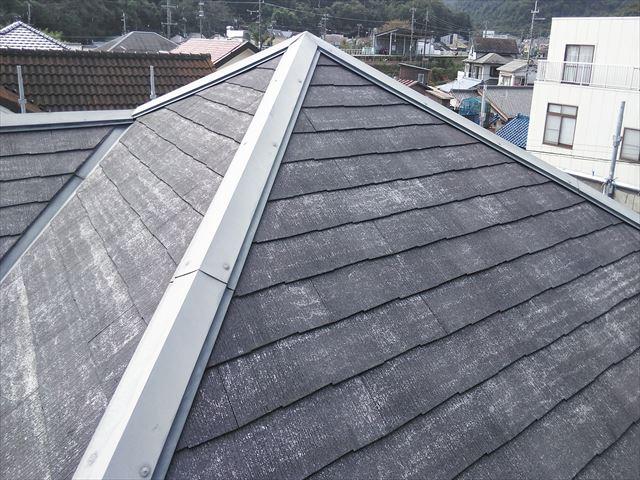 紫外線による屋根の劣化