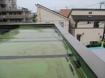 加古川陸屋根雨漏り