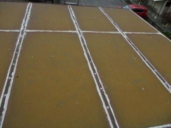 加古川市の雨漏り点検の屋根写真