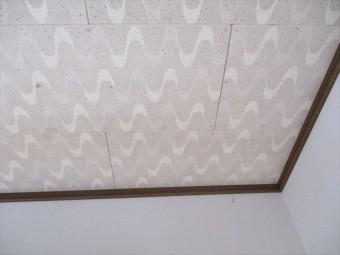 加西市雨漏り室内天井写真