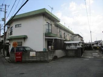 加古川市の築古年のRCの現地調査