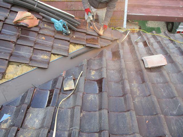 専門家による屋根補修