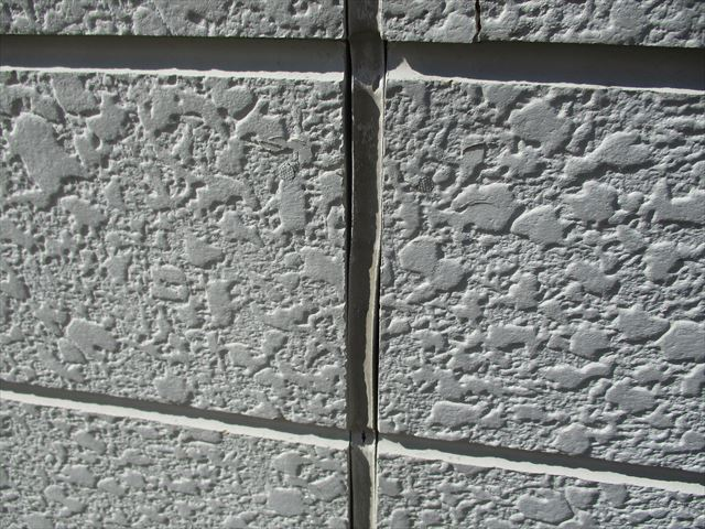 シーリング材の劣化 隙間
