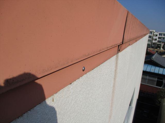 姫路市の折板屋根の補強
