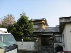 姫路市外壁塗装前の外観