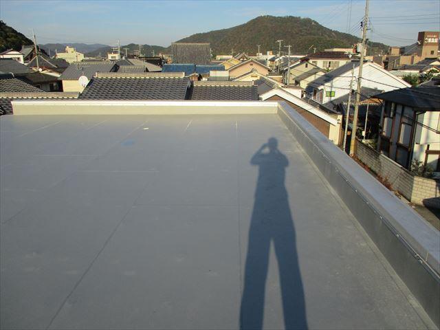 屋上付きのお宅にお住まいの方必見!屋上面からの雨漏り注意カ所!