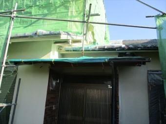 姫路市飾磨区の外壁塗装