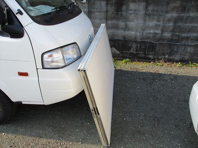 加古川市の撤去された雨戸