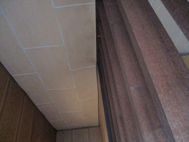 姫路市の雨漏りの内部天井