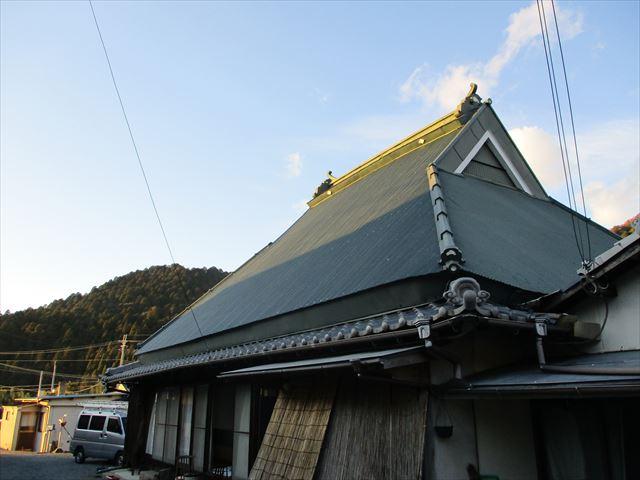 神河町の台風被害復旧工事の完成写真