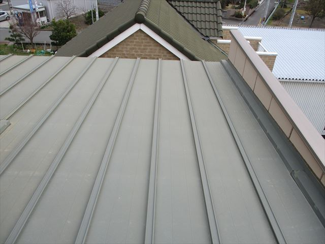 姫路市の屋根の現地調査