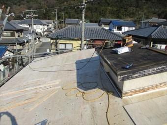 姫路市の屋根葺き替え