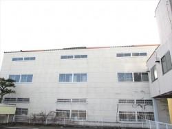 姫路市の棟板金破損