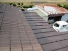 加西市のガルバリウム屋根の写真
