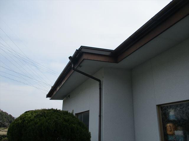 加西市の銅一文字屋根葺き替え完工