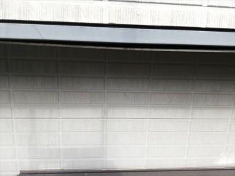 加古郡播磨町の雨漏り無料点検の軒天被害