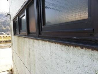 姫路市の排煙窓からの雨漏りの対策