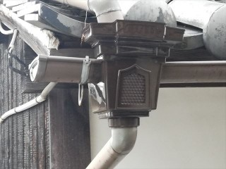 姫路市で集水器の交換工事