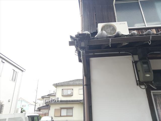 姫路市で集水器の交換工事完了