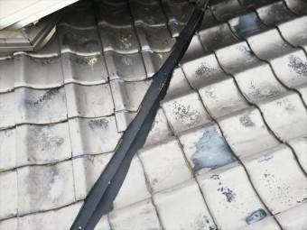 加古川市の谷板金交換の完工写真