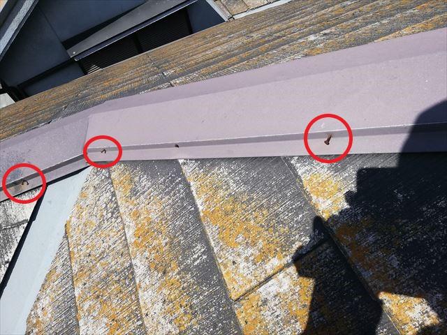 姫路市のスレート屋根のお宅に劣化状況の点検依頼に行ってきました