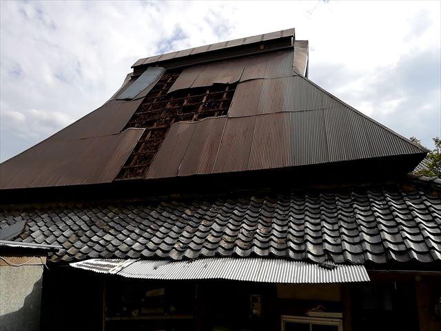 小野市台風被害