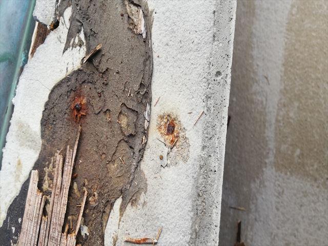 陸屋根 笠木板金