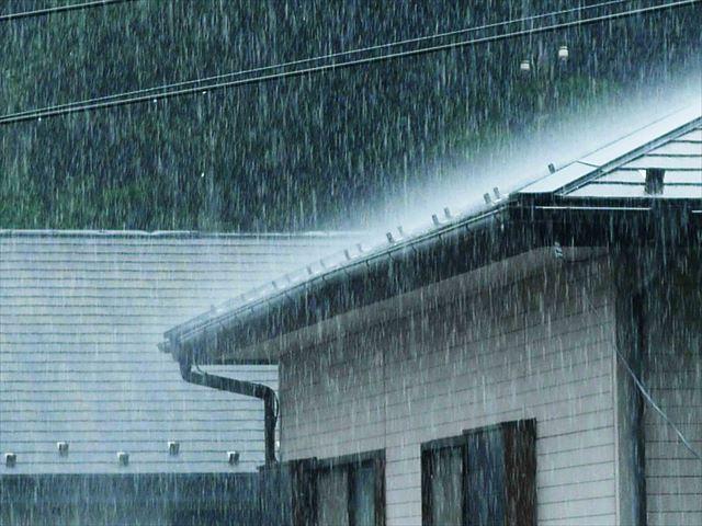 強風の時は要注意!雨漏りをさせない為に対策しておきましょう