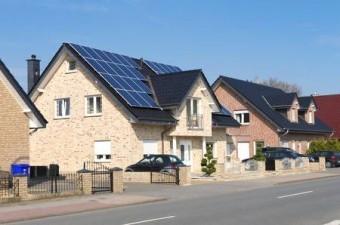 ドーマー屋根 ソーラーパネル