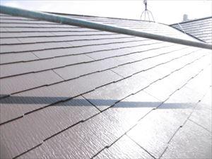 屋根遮熱塗料