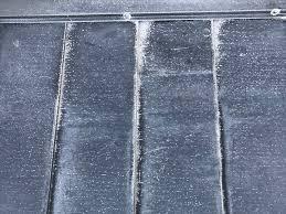ガルバリウム鋼板の白サビ